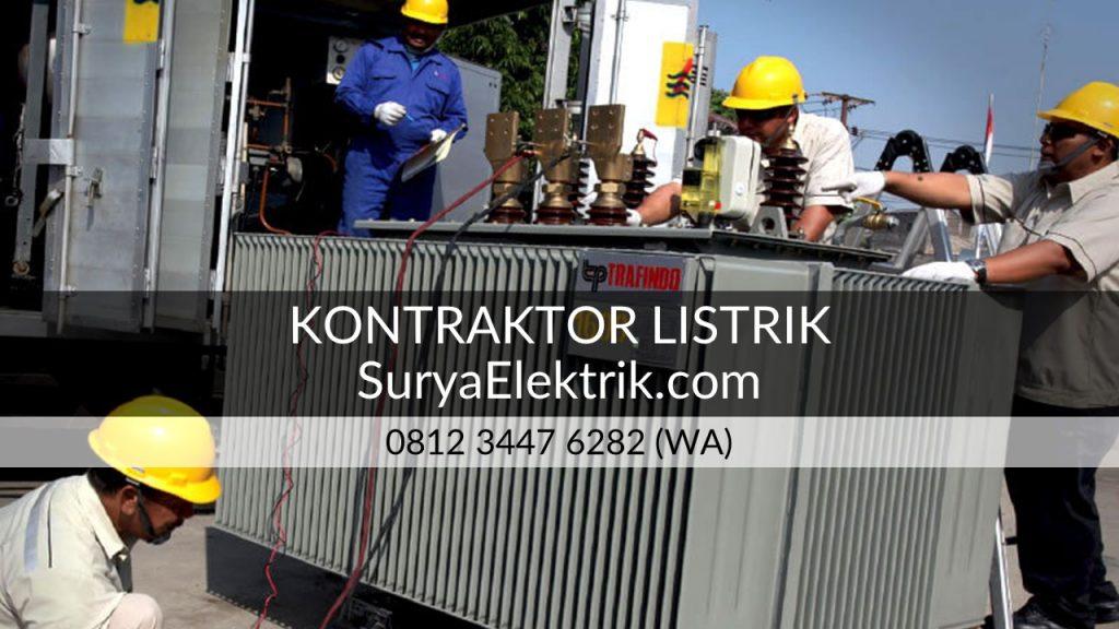kontraktor tukang listrik surabaya Sidoarjo Gresik
